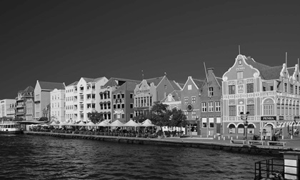skyline view willemstad