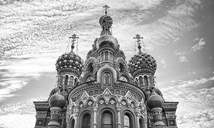 Cathedral of Jesus Christ on Blood, St. Petersburg, Russia