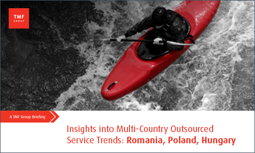 Insights into multi-country outsourced services trends: cee