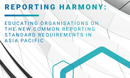 Common Reporting Standard in Asia