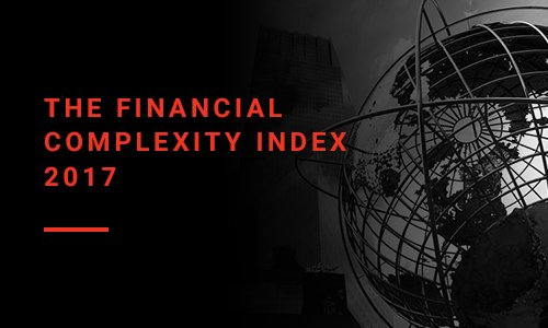 Financial complexity index