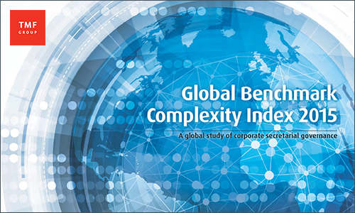 Global benchmark complexity index: 2015