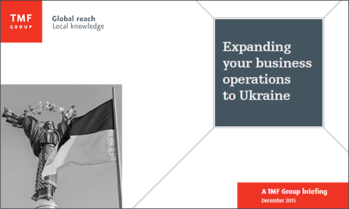 Expanding your operations to Ukraine