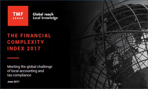 Financial Complexity report 2017 | TMF Group