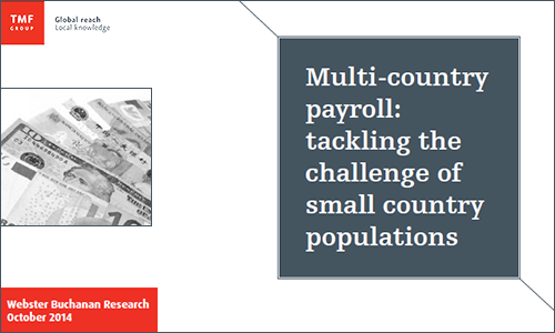 Multi-country payroll