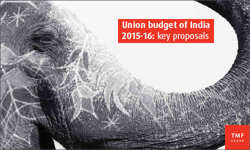 Union budget of India 2015-16
