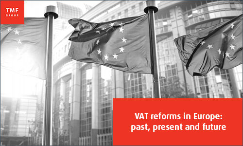 VAT reforms in Europe