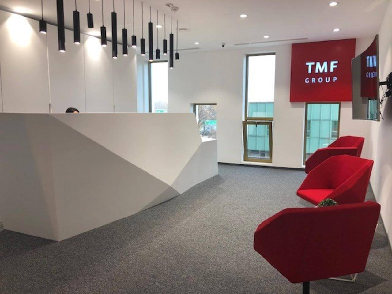 TMF Group reception
