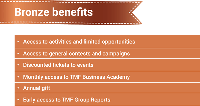 Bronze benefits