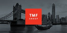 Image of famous landmarks with TMF Group logo on top