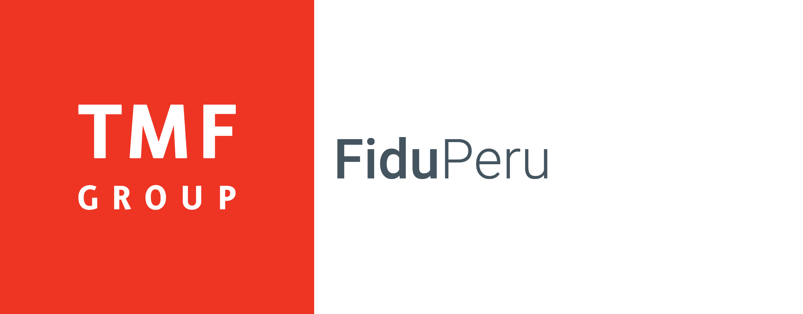 TMF Group and FiduPeru logo